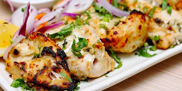 Malai Chicken Tikka